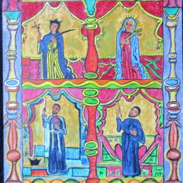 One of My Lives and Loves: Retablos